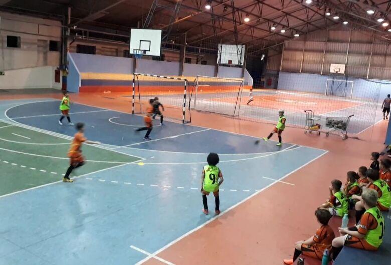 Equipe sub8 do Multi Esporte/La Salle intensifica treinamento visando primeira competição