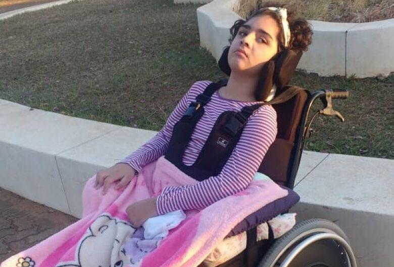 Rifa solidária irá auxiliar no tratamento de Aninha