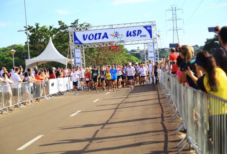 Volta USP agita manhã de domingo em São Carlos