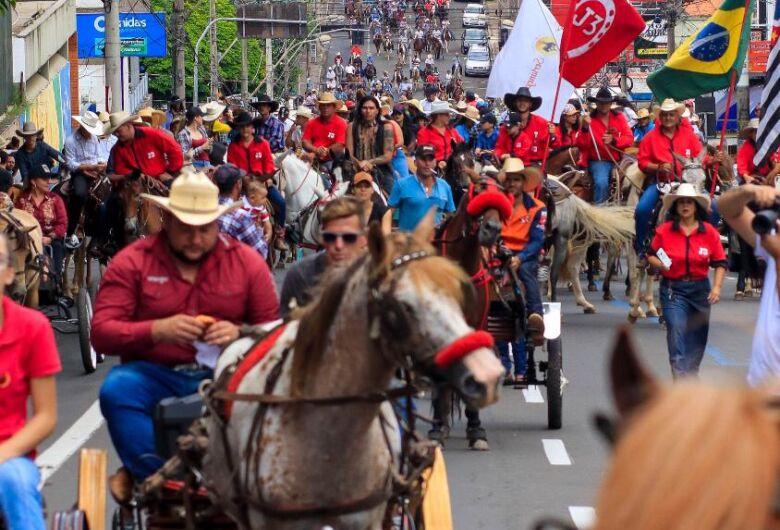 Cavalgada Solidária pode se tornar evento turístico estadual