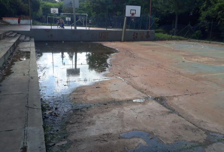 Vereador Malabim solicita providências urgentes no Parque Bicão