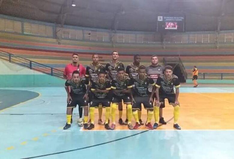 Para manter 100% na Copa Parelli, Deportivo encara o Innova em Jaú