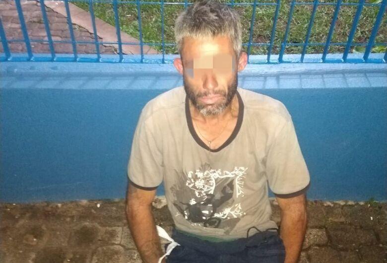 Desempregado é detido pela GM durante tentativa de furto na Fesc 2