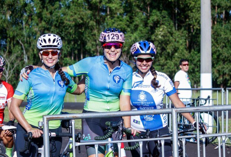 São-carlenses marcam presença na 9ª Volta Ciclística Feminina