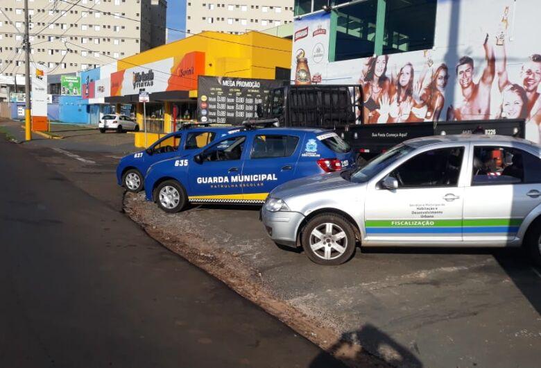 115 estabelecimentos foram fechados durante operação em São Carlos