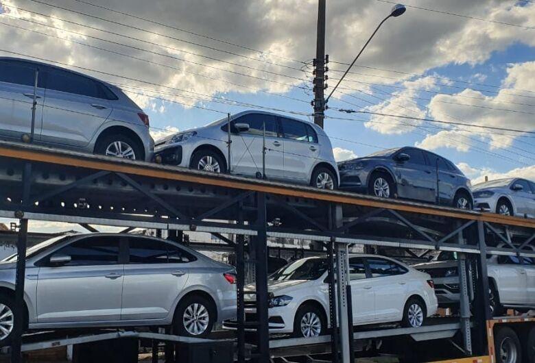Airton Garcia agradece Volkswagen pela ajuda no combate ao coronavírus na cidade