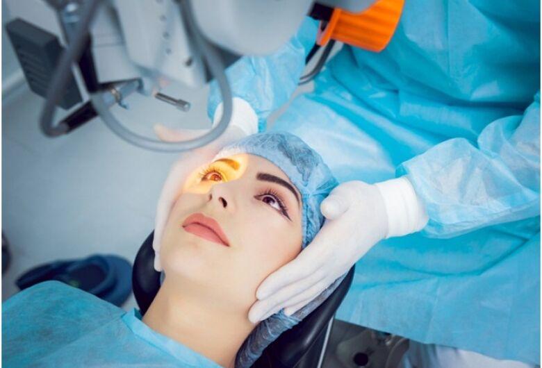 Laser em oftalmologia e os trabalhos científicos que beneficiam a sociedade