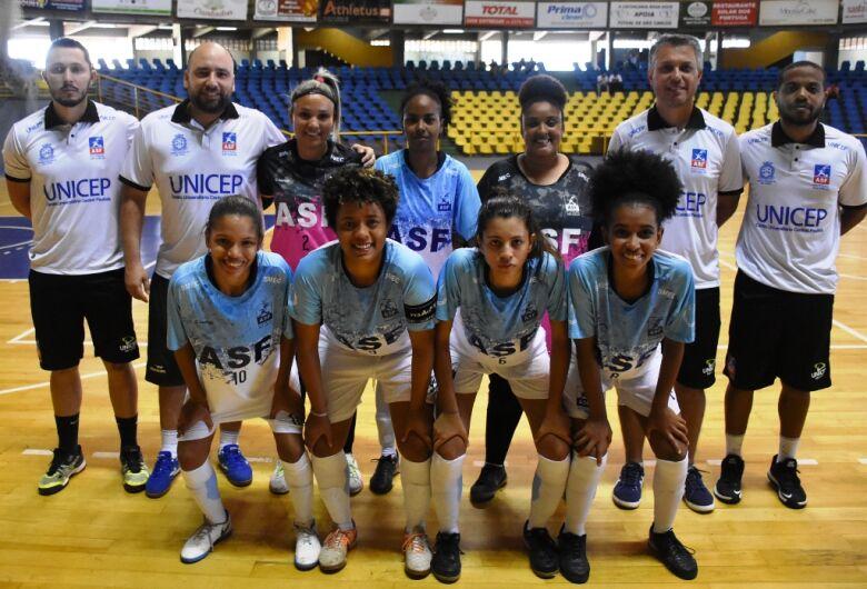São Carlos estreia sexta no Milton Olaio Filho na Liga Nacional de Futsal Feminino
