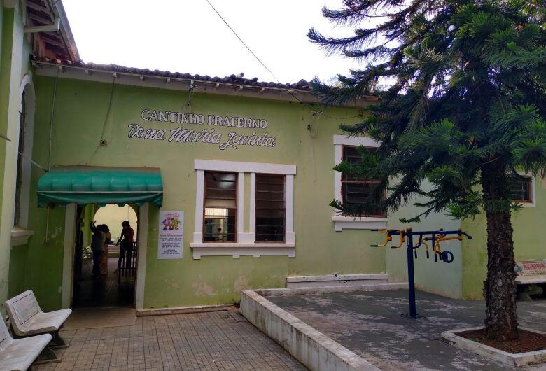Cantinho Fraterno Dona Maria Jacinta precisa de doações
