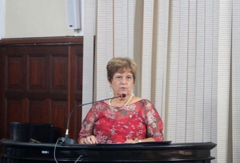Laíde Simões sai do MDB, acompanha Netto Donato e deve ingressar no PSDB