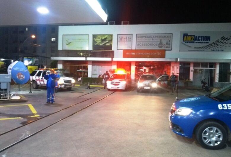 Operação noturna coíbe o funcionamento não permitido de comércios em vários bairros em Sao Carlos
