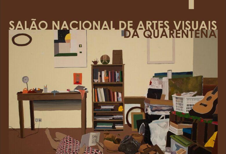 São-carlenses criam 1ª edição do Salão de Artes Visuais da Quarentena