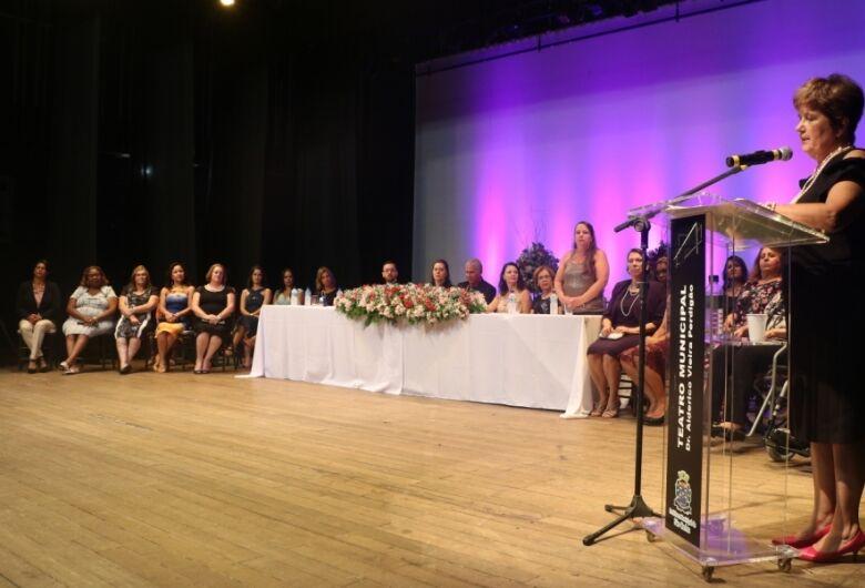 Câmara Municipal realiza sessão comemorativa ao Dia Internacional da Mulher