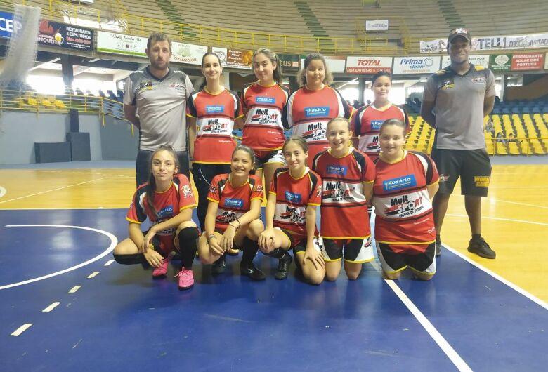 Mult Sport enfrenta a ASF São Carlos em jogos amistosos