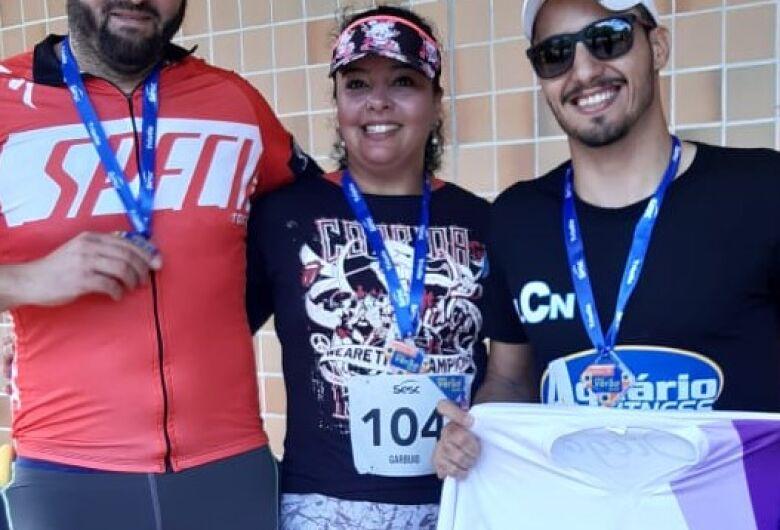 Nadador ACD, Diego Garbuio tem experiência diferenciada em festival de Triathlon no Sesc São Carlos
