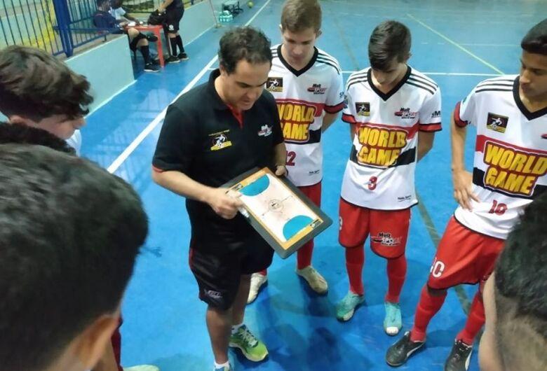 Atletas do Multi Esporte/La Salle estarão na equipe do São Carlos Futsal na Taça EPTV