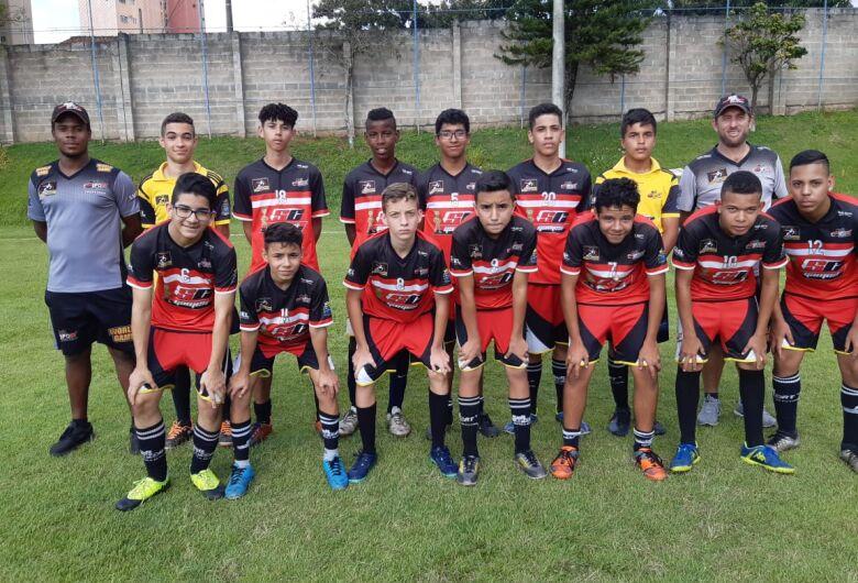 Mult Sport participa de festival de futebol no SCC