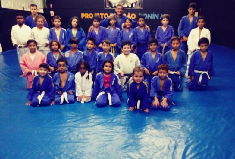 Ronín Projeto Reação desiste do Brasileiro de Jiu Jitsu