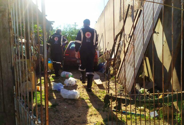 Homem é encontrado morto em barraco no Santa Angelina