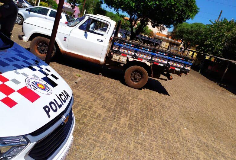 Caminhonete furtada em Ibaté é localizada em São Carlos