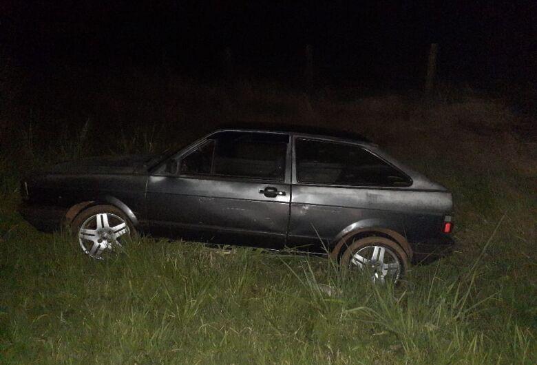 Polícia Militar recupera carro furtado em Ribeirão Bonito