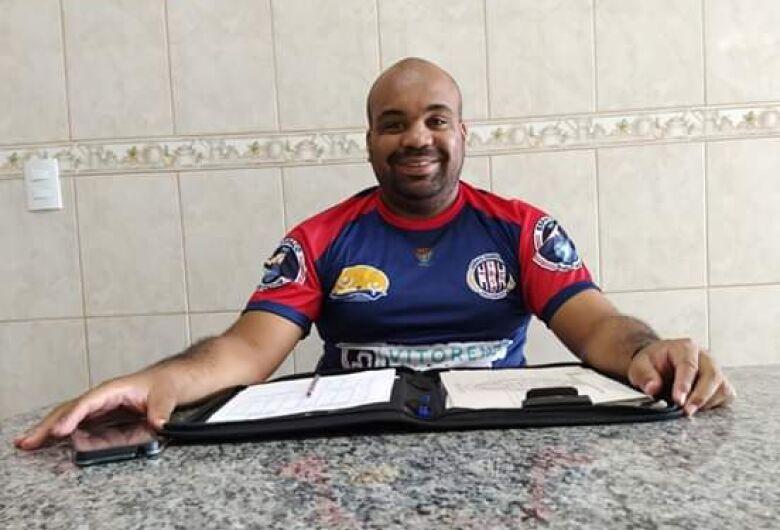 Dedé é o novo técnico do sub20 do Grêmio São-carlense