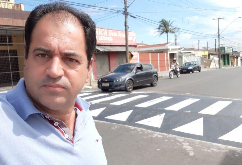 Prefeitura atende solicitação do vereador Sérgio Rocha