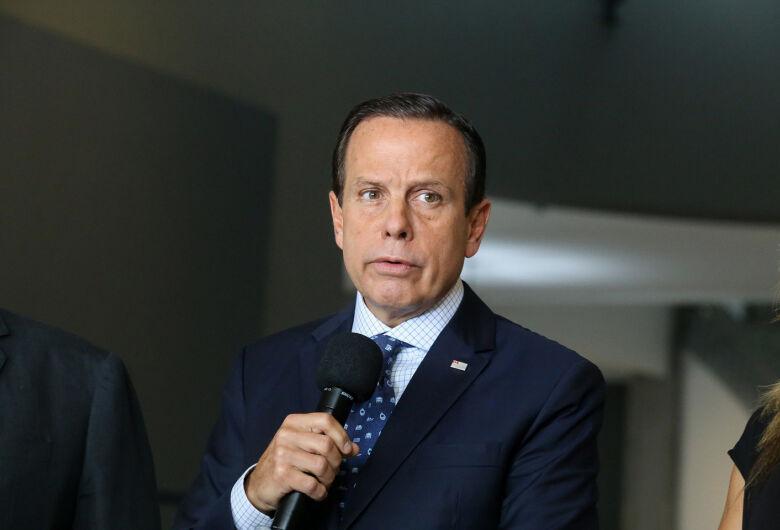 Doria anuncia extensão da quarentena em São Paulo até 22 de abril