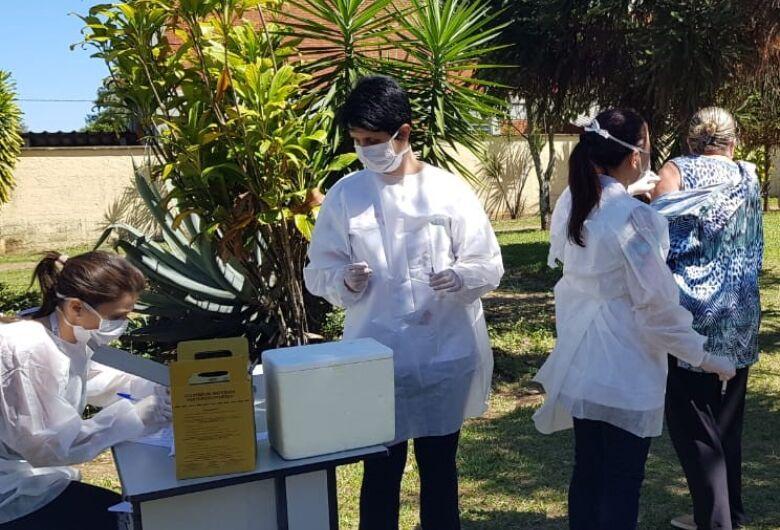 29 mil idosos já foram vacinados contra a gripe em São Carlos