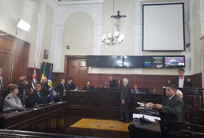 Câmara votará em sessão extraordinária, reajuste dos servidores