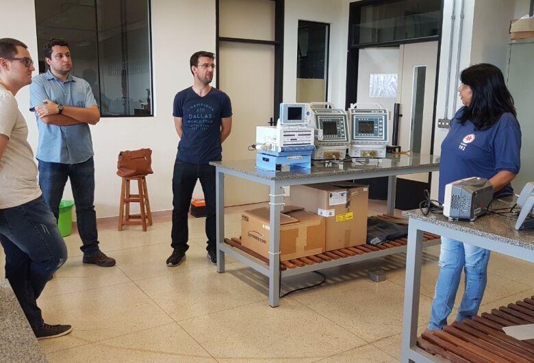 Respiradores consertados pela UFSCar são entregues ao SAMU