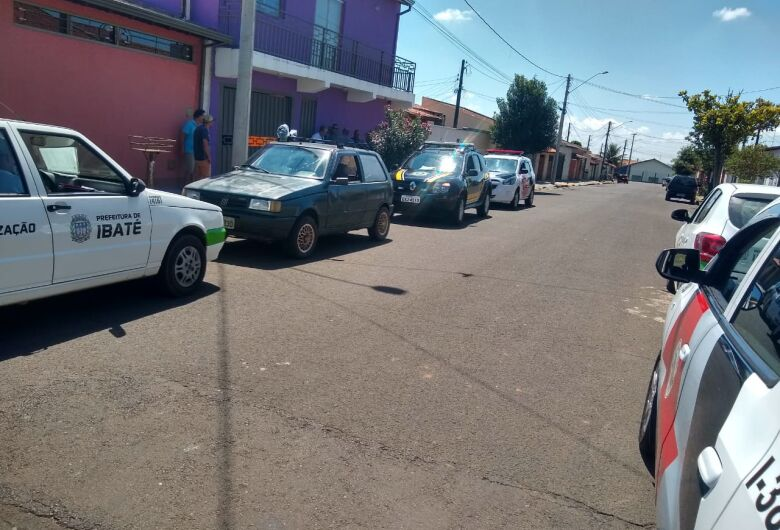 Disque Denúncia recebe 141 ligações e quase 200 estabelecimentos comerciais foram notificados em Ibaté