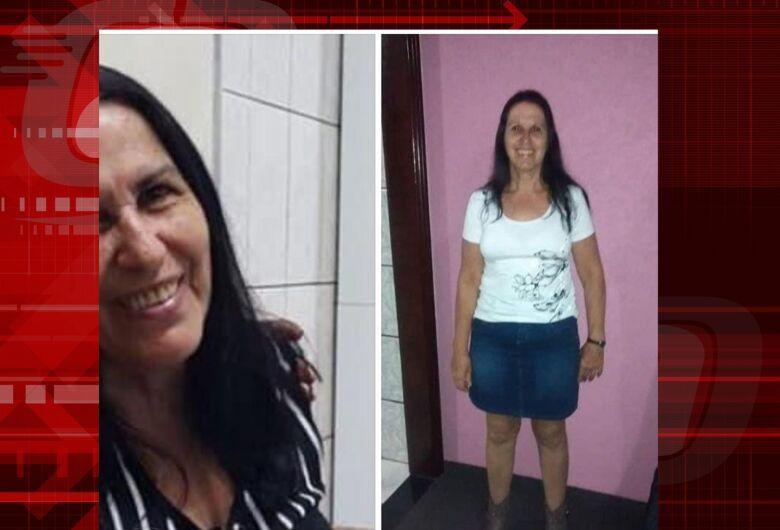 Dona de casa está desaparecida e familia pede ajuda