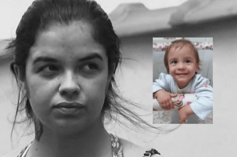Mãe de bebê desaparecida confessa o crime, segundo SSP