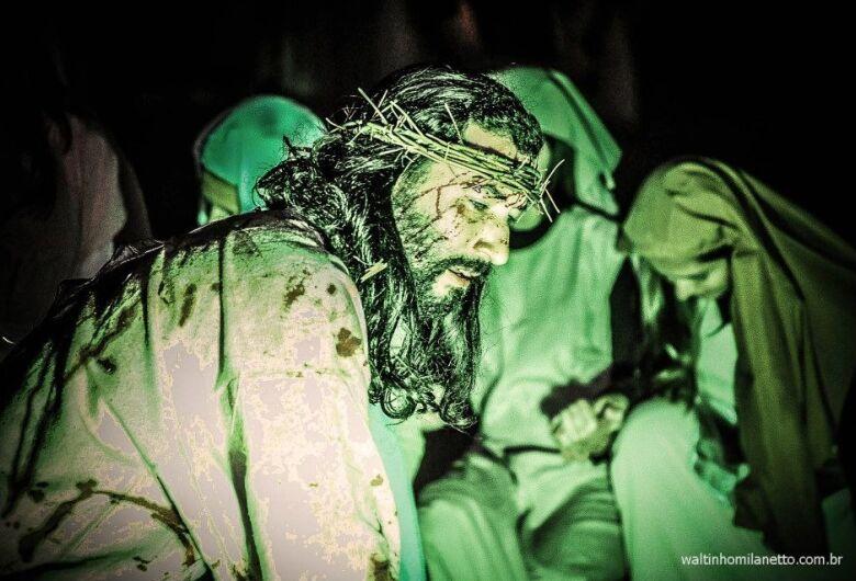 Paixão de Cristo não será realizada este ano; Brasa anuncia meditação virtual