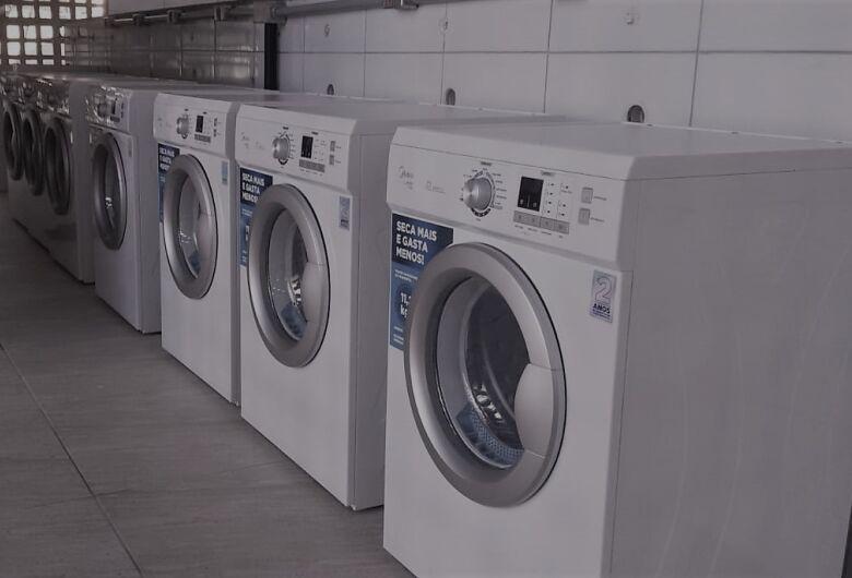 Moradia Estudantil de São Carlos recebe novas máquinas de lavar e secar
