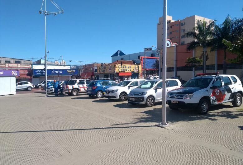 Força-Tarefa fiscaliza estabelecimentos na região central no primeiro dia de lojas abertas