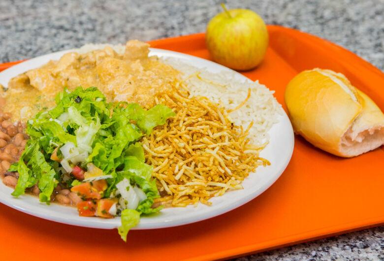 Restaurante Bom Prato vai fornecer gratuitamente refeições a moradores de rua