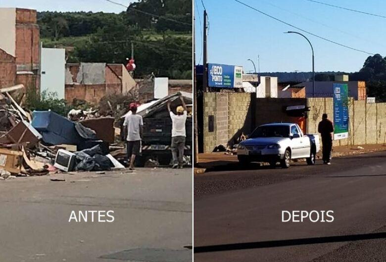Prefeitura de São Carlos muda realidade dos ecopontos e vizinhos agradecem