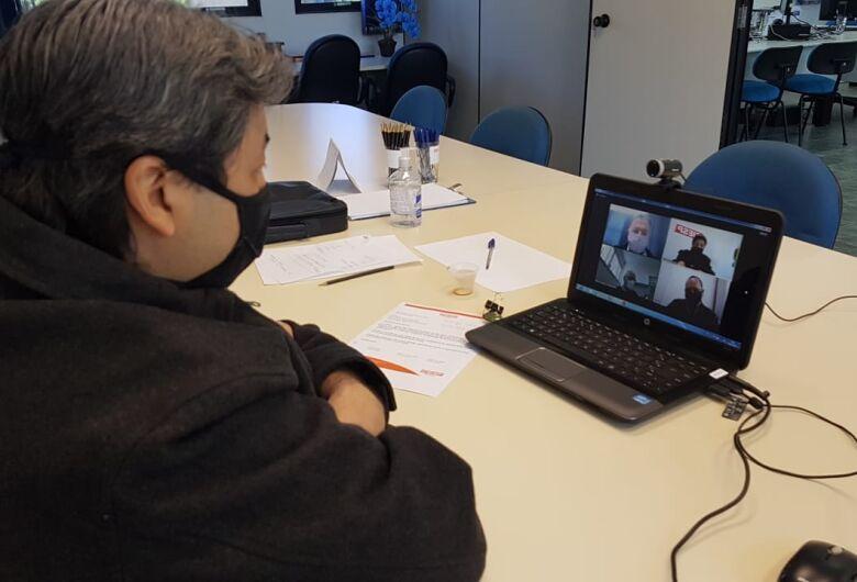 Ciesp São Carlos promove reuniões virtuais com Prefeituras da região