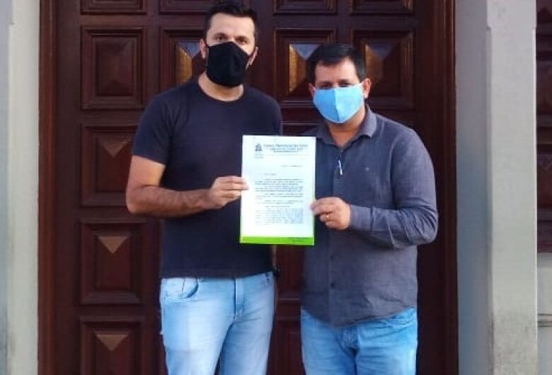 Projeto dos vereadores Roselei e Rodson torna obrigatório o uso de máscaras