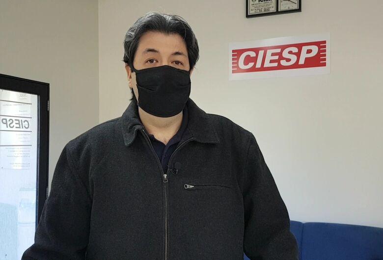 Ciesp prega retomada das atividades para que indústria deixe de 'patinar'