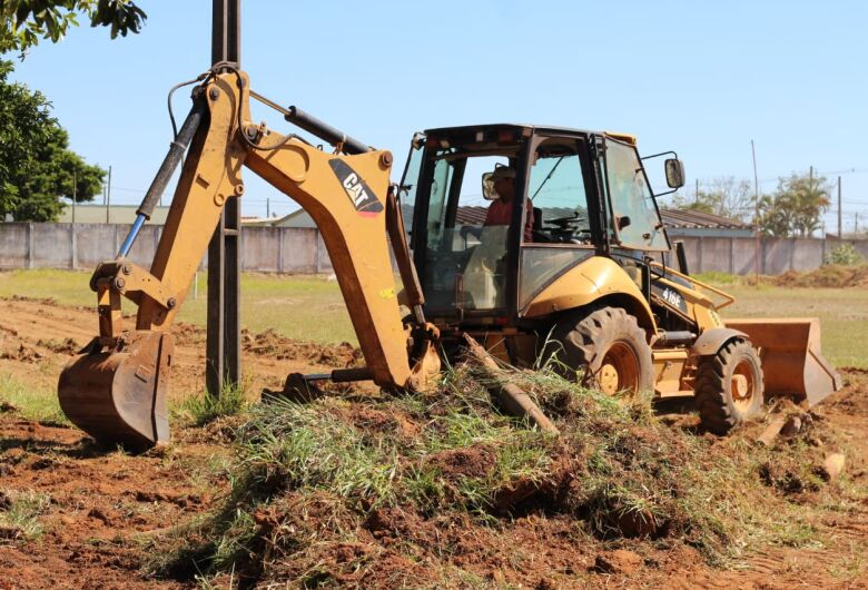 Obras para a construção do CT começa e Grêmio dá salto de qualidade