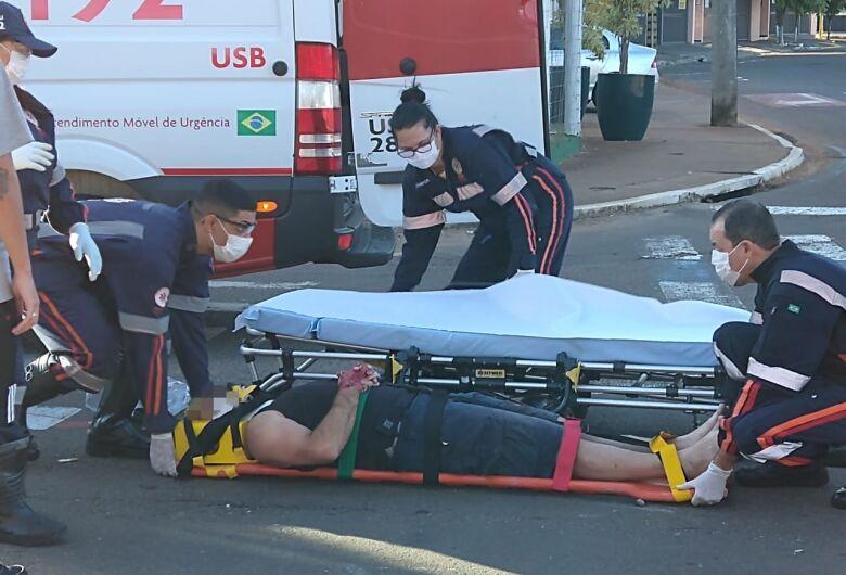 Ciclista é atropelado por carro próximo à USP