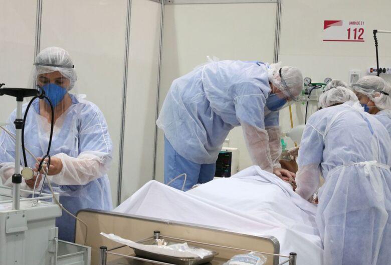 São Paulo pode chegar a 265 mil casos de covid-19 no fim de junho