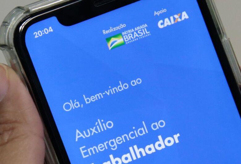 Caixa começa a pagar amanhã terceira parcela do auxílio emergencial