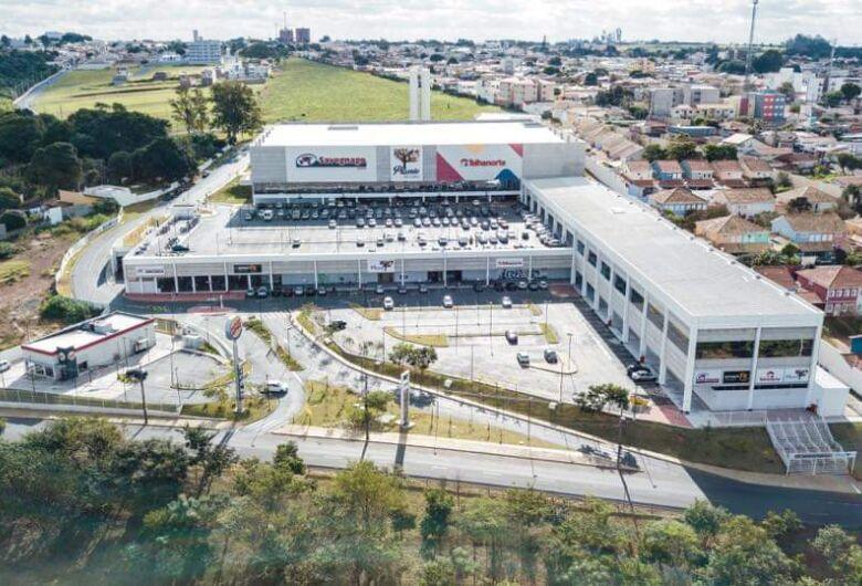 Lojas do Passeio São Carlos já estão funcionando