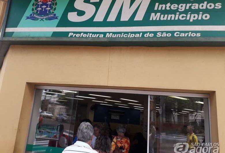SIM e outros órgãos da Prefeitura Municipal permanecem fechados por tempo indeterminado