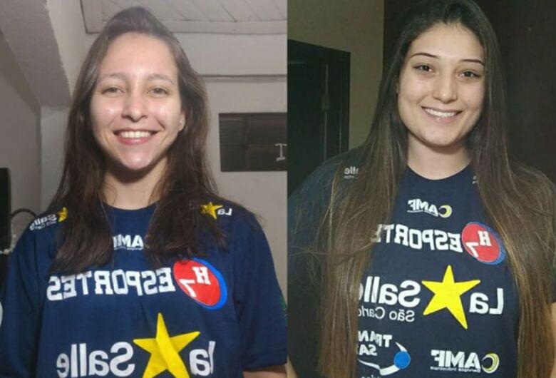 São Carlos pode ter duas atletas na seleção brasileira júnior no Mundial de Handebol