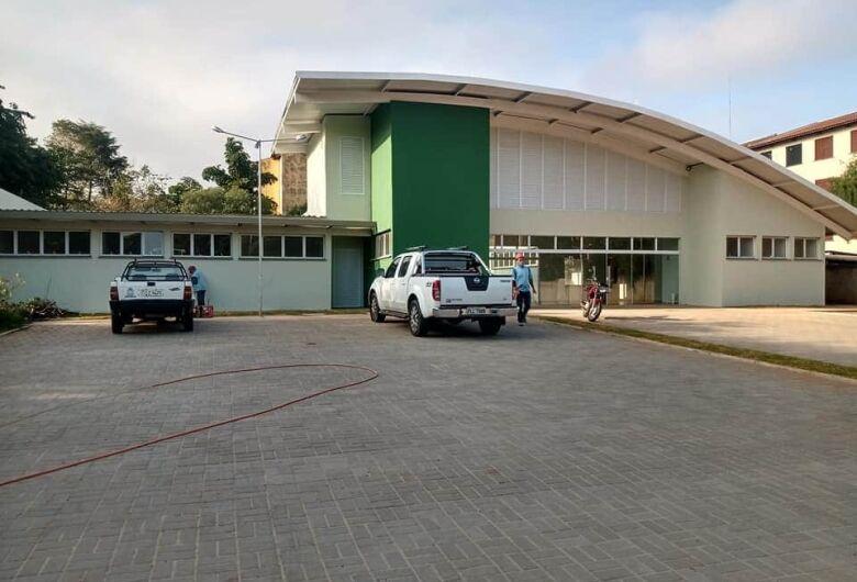 Prefeitura conclui construção da USF do CDHU